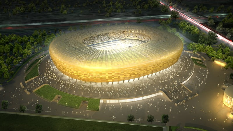 New Title Sponsor for Gdańsk Stadium