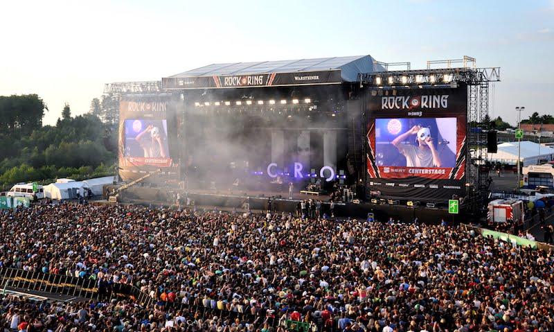 Cro, Rock am Ring 2013, Achim Raschka