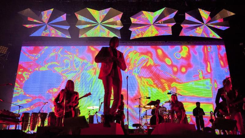 Arcade Fire, Primavera Sound 2014, scannerFM
