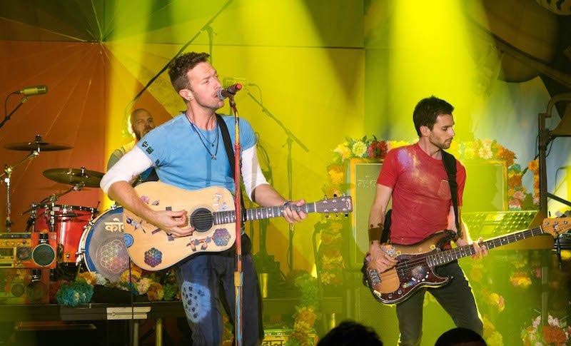 Coldplay, Paris, 2015, Sebastien Camelot