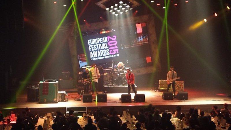 White, European Festival Awards 2015, Groningen
