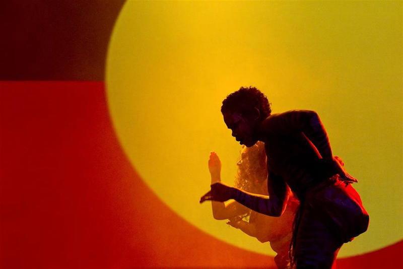 Dancer, Boomerang Festival