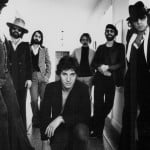 Bruce Spring and the E Street Band, press photo, eBay, shawncamp, Columbia Records, public domain