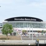 Mercedes Benz Arena, Berlin
