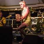 UK Subs, Undercover Festival 2015, Bisley