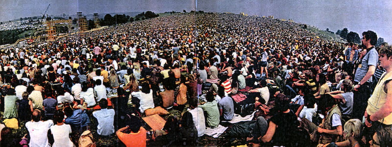 Woodstock 1969, Mike Chen