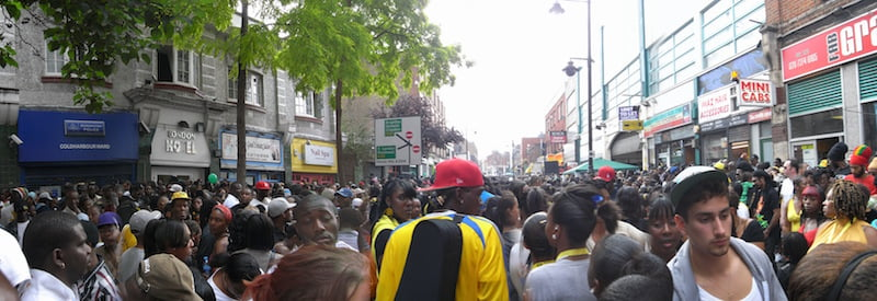 Brixton Splash, Coldharbour Lane, Richard Pope