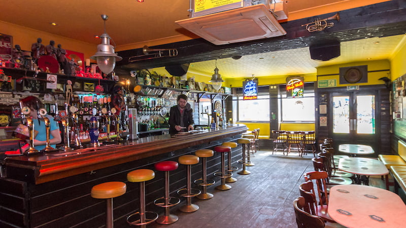 The Moorings Bar (Krakatoa), Aberdeen