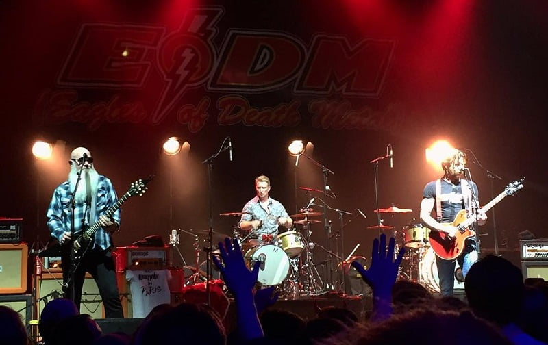 Eagles of Death Metal, Olympia, Paris, 17 February 2016, lilo_iz_good