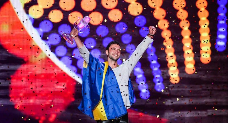 Måns Zelmerlöw, 2015 Eurovision Song Contest, EBU