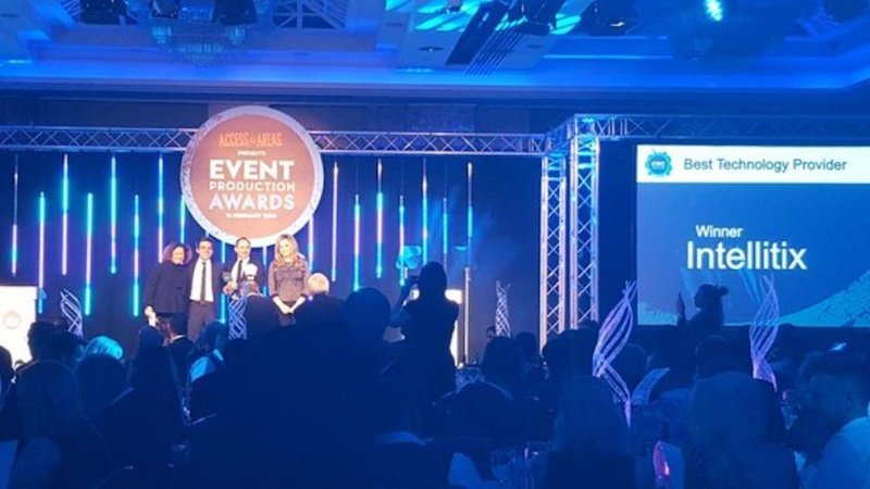 Intellitix, Event Production Awards 2016
