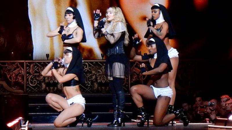 Madonna, Holy Water, Rebel Heart Tour, Mannheim, chrisweger
