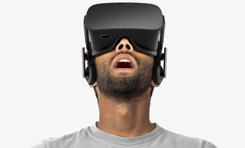 Oculus Rift, virtual reality, IQ Magazine 64