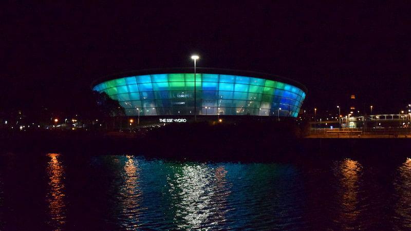 SSE Hydro, SECC, Glasgow, Keith Edkins
