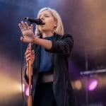Aurora Aksnes, Hovefestivalen 2014, Rashid Akrim/NRK P3