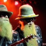 ZZ Top, 2015, Visit El Paso, Glastonbury 2016