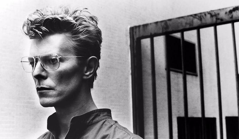 David Bowie, Monte Carlo, 1982, Helmut Newton, Gandalf's Gallery