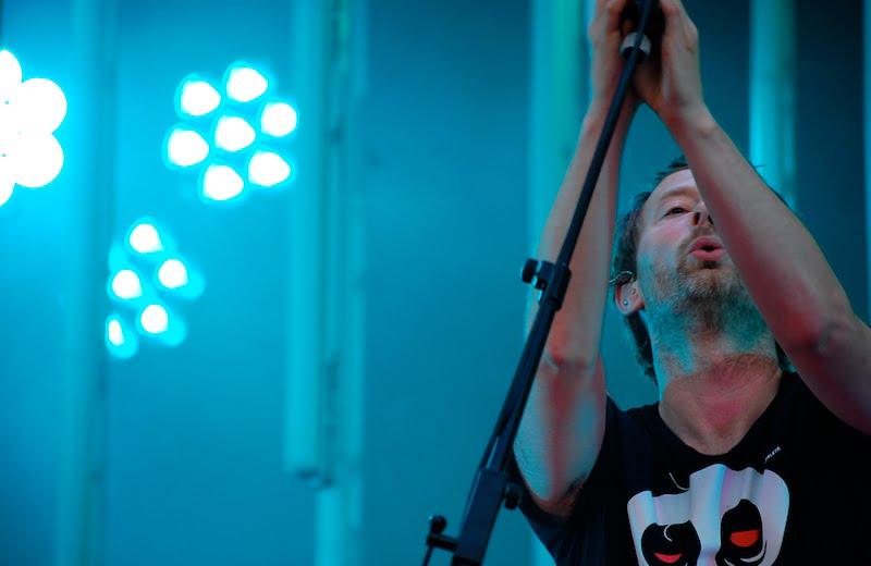 Thom Yorke, Radiohead, Lollapalooza 2008, whittlz