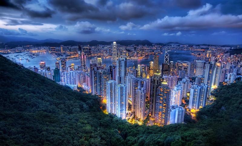 Hong Kong, Trey Ratcliff