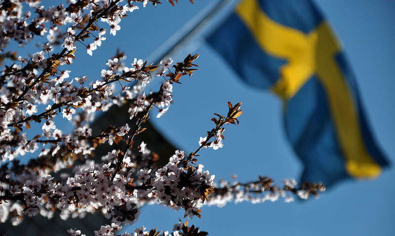 Swedish spring, Sweden, Lars Lundqvist