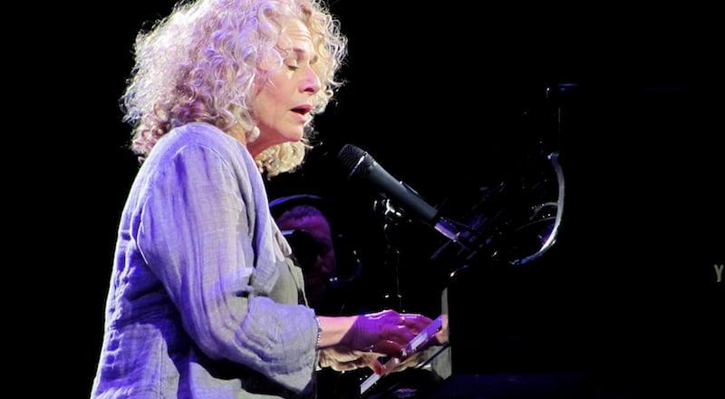 Carole King, Troubadour Reunion, San Jose, 2010, rocor