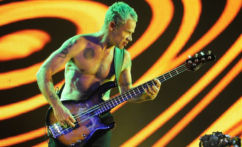 Flea, Red Hot Chili Peppers, Brennan Schnell