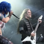 Arch Enemy, Rockharz Open Air 2014, S. Bollmann