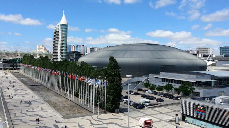 MEO Arena, Lisbon, Hélder Palma
