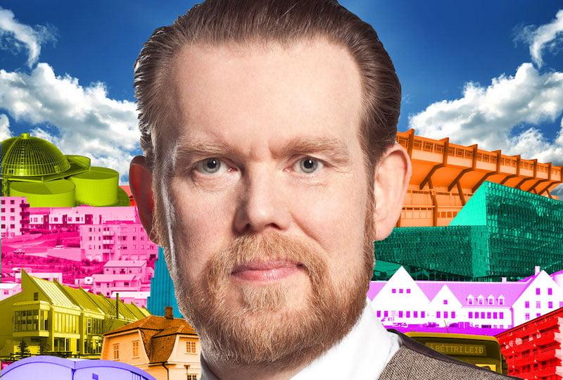 Sigurður Björn Blöndal, Reykjavik city council, Björt framtíð, Music Cities Convention 2016