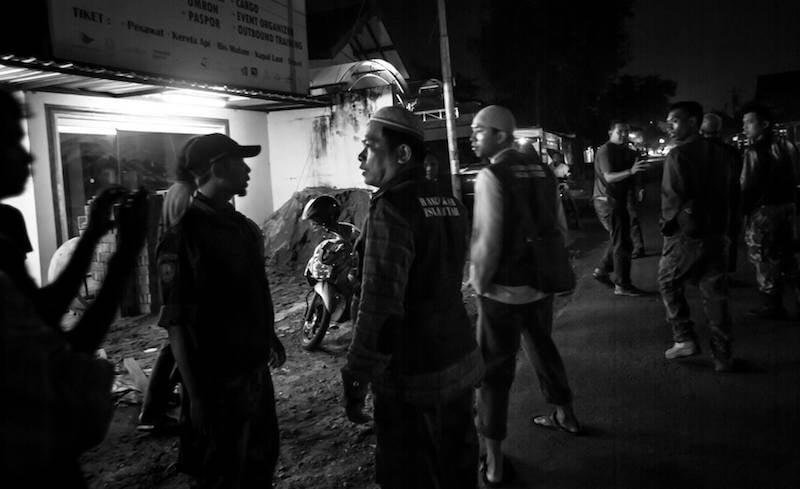 Lady Fast, Kolektif Betina, Yogyakarta, Indonesia, 2 April 2016
