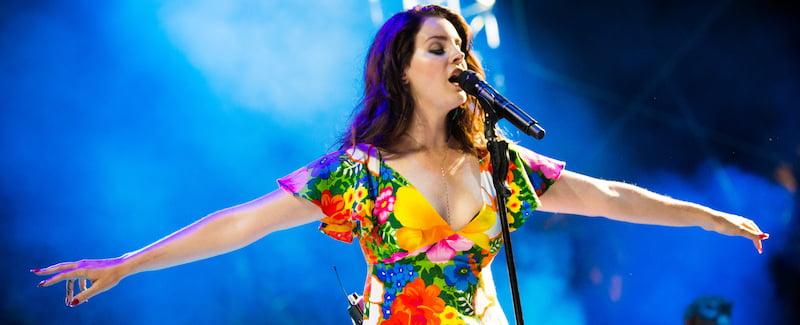 Lana Del Rey, Coachella 2014, Thomas Hawk