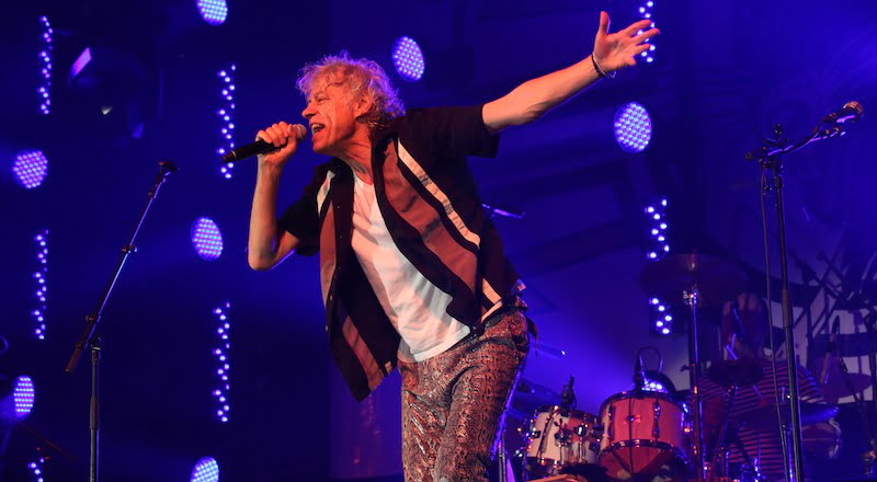 Bob Geldof, Boomtown Rats, Mark Kent