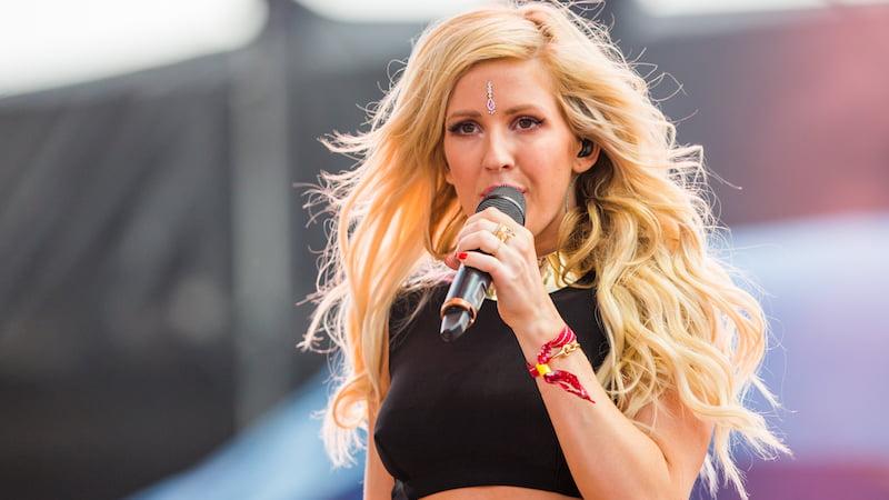 Ellie Goulding, Coachella 2014, AEG Live, The Bowery Presents, Thomas Hawk