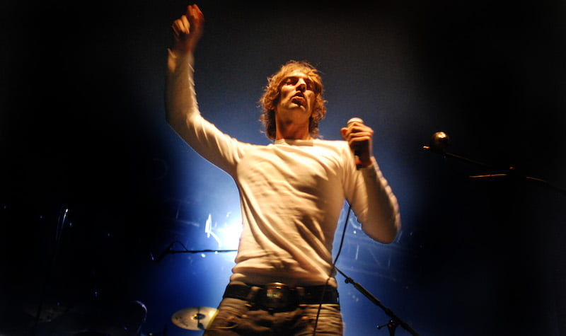 Richard Ashcroft, Docks, Hamburg, 2006, Marco Maas