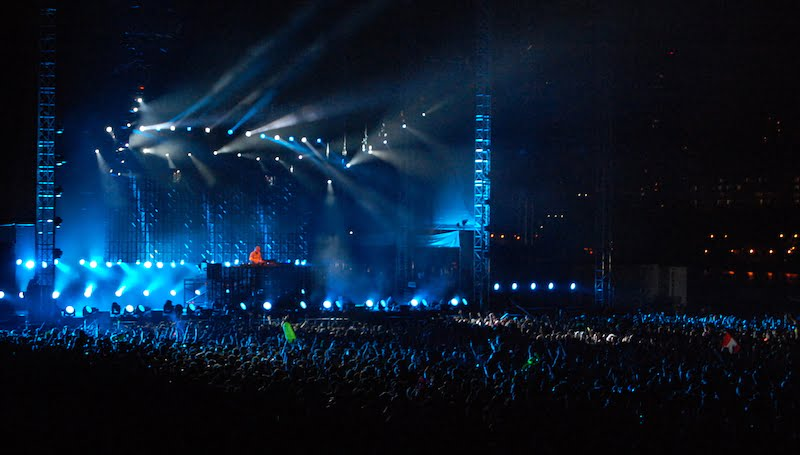 David Guetta, Electric Zoo 2011, Made Events, SFX, New York, DigBoston