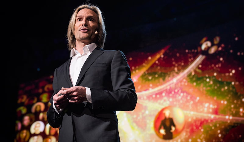Eric Whitacre, TED2013, James Duncan Davidson