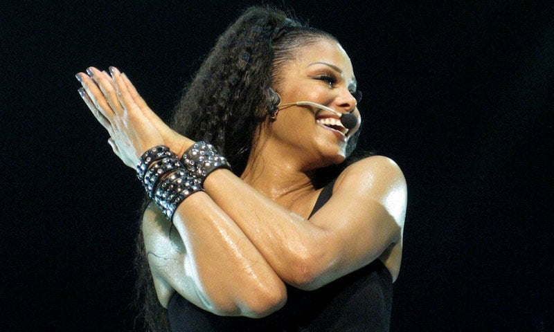 Janet Jackson, Number Ones tour, Royal Albert Hall Amy Leiton, not Unbreakable world tour