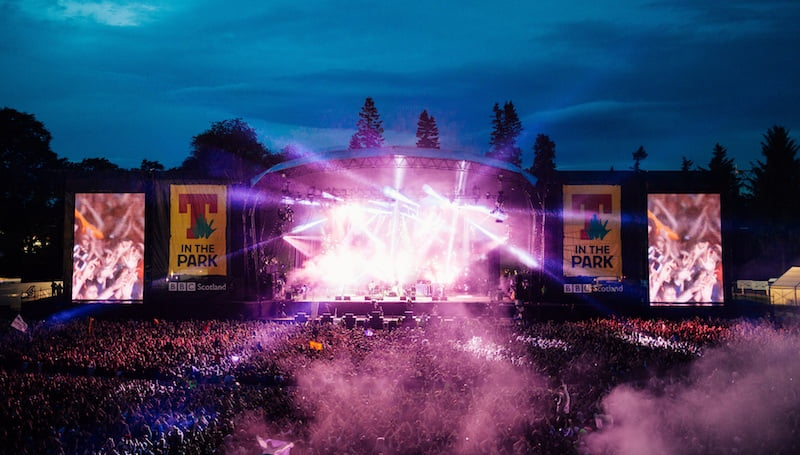 T in the Park (TITP) 2015