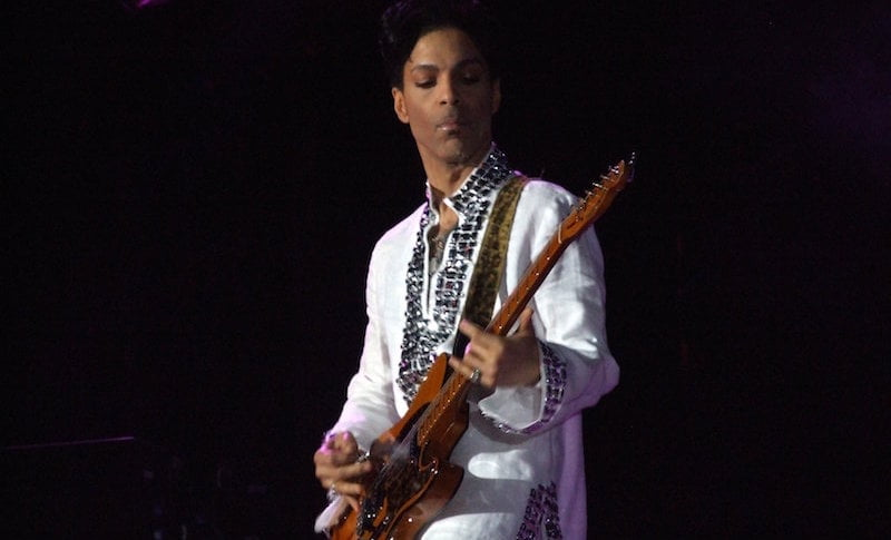 Prince, Coachella 2008, Scott Penner