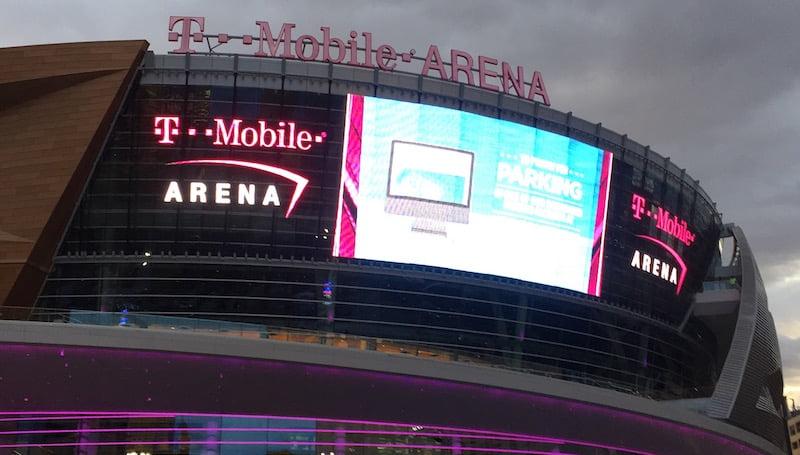 T-Mobile Arena, Las Vegas, Bill Feldberg