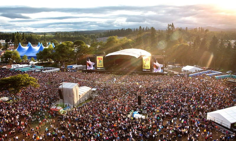 T in the Park 2015, Sunday, Strathallan Castle, Perthshire