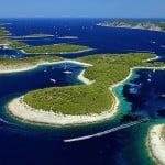 Paklinksi Islands, Croatia, Wave Week