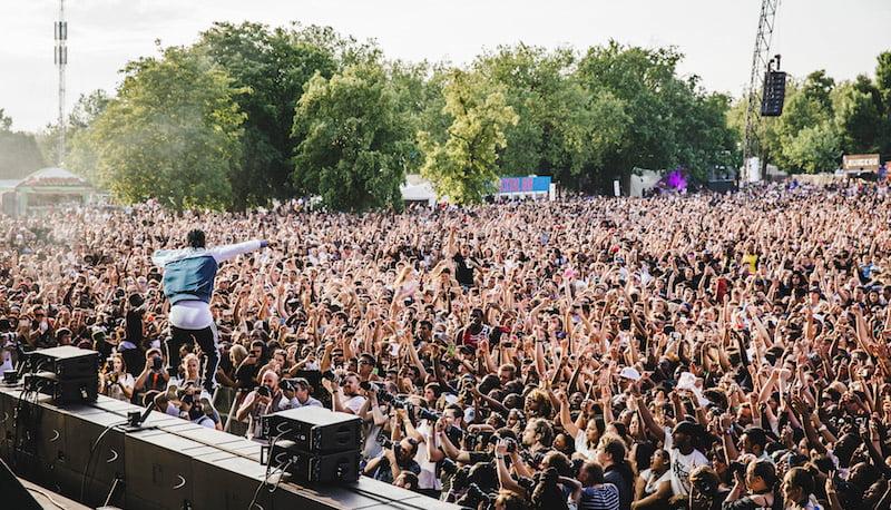 A$AP Rocky, Wireless Festival 2015, Finsbury Park