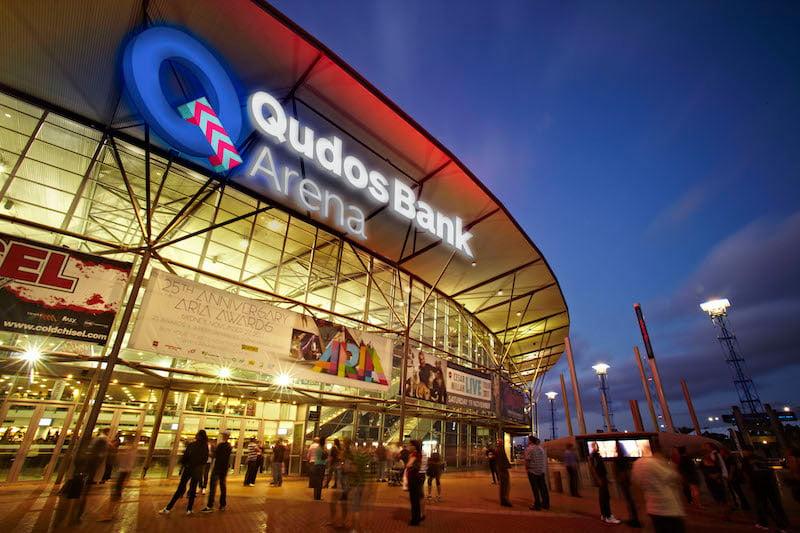 Qudos Bank Arena (Sydney SuperDome), artist's impression