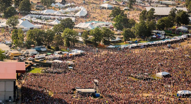 Bonnaroo 2015, Who's Headed to This Summer's Major Music Festivals?, Nielsen
