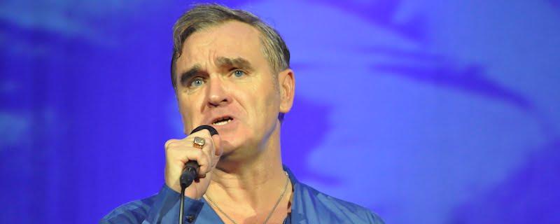 Morrissey, Ryman Auditorium, Nashville, 2014, Kathryn Parson