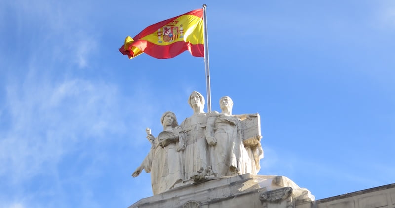 Supreme Court of Spain (Tribunal Supremo de España), Madrid, Kris Arnold, SGAE