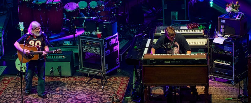 String Cheese Incident, 2014, Andrew Gardecki