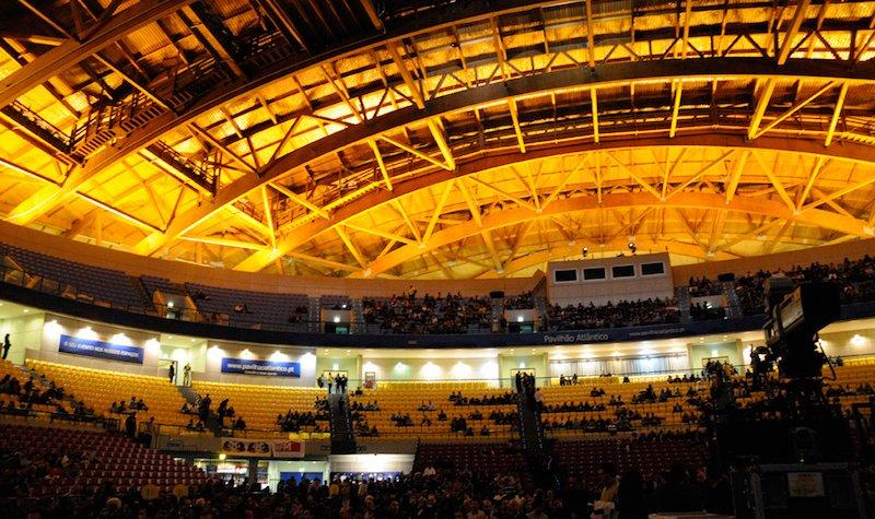 MEO Arena (Pavilhão Atlântico), Lisbon, Fernando Fonseca