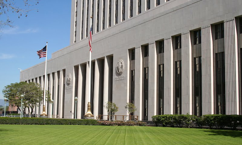 United States District Court for the Central District of California, Spring Street, Los Angeles, Eric E. Johnson, Ticketmaster, Songkick lawsuit